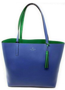 Kate Spade Tote in blue/green