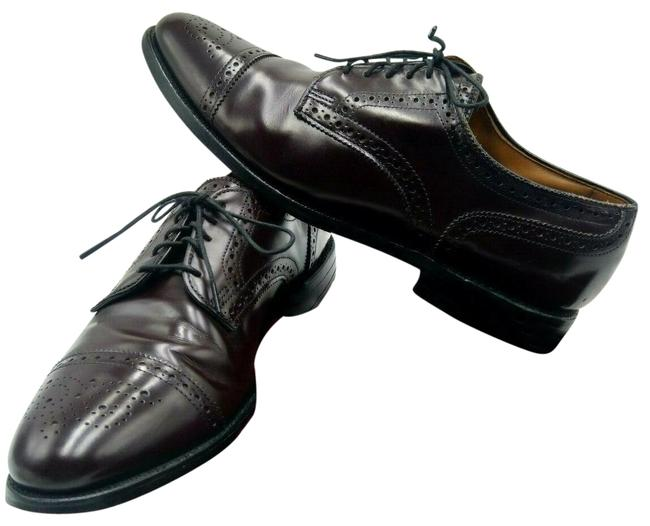 Item - Burgundy Sanford Men's Dress Oxford 5237 9b Formal Shoes Size US 9 Regular (M, B)