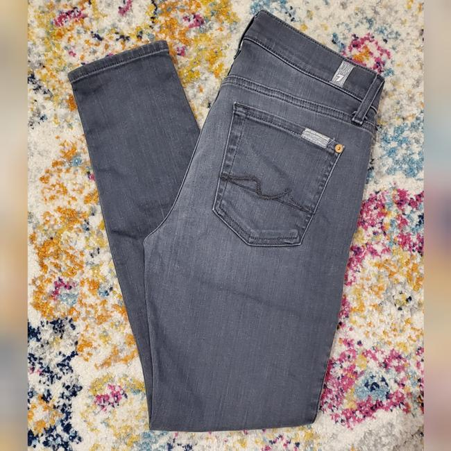 Item - Gray Ankle Gwenevere Skinny Jeans Size 27 (4, S)