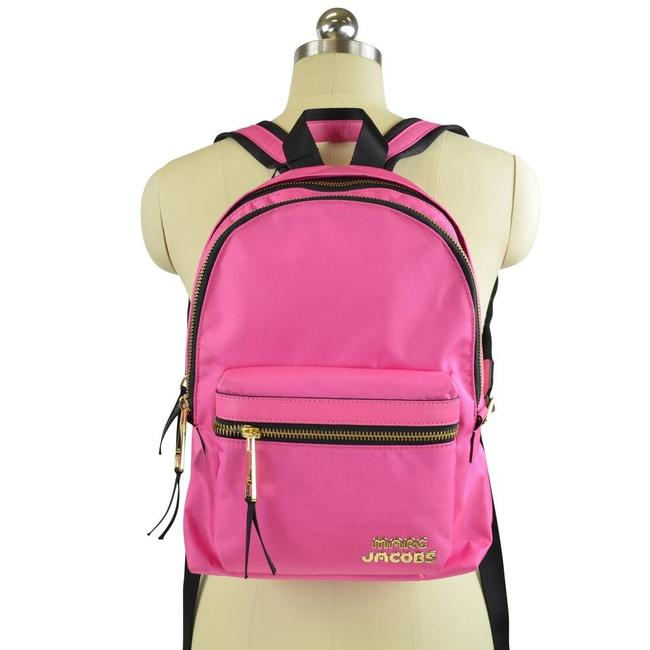 Item - Women's Medium Vivid Pink Nylon Backpack