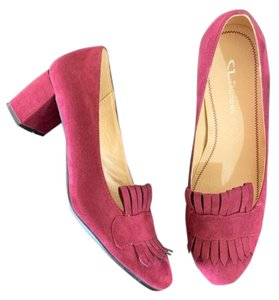CL by Chinese Laundry Loafer Burgundy Pumps