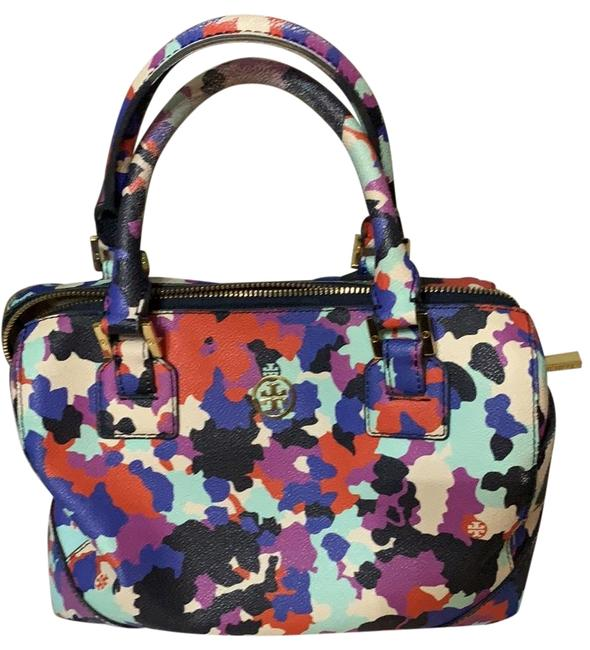 Item - Multicolor Leather Satchel