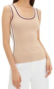 Ronny Kobo Collection Top pink, red, white