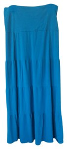 blue-teal blast Maxi Dress by Faded Glory