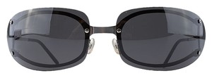 39927 Cartier Metal & Plastic Wrap Sunglasses (39927)