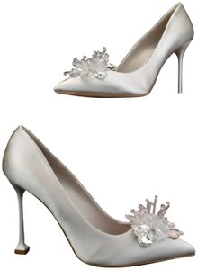 Miu Miu White Pumps
