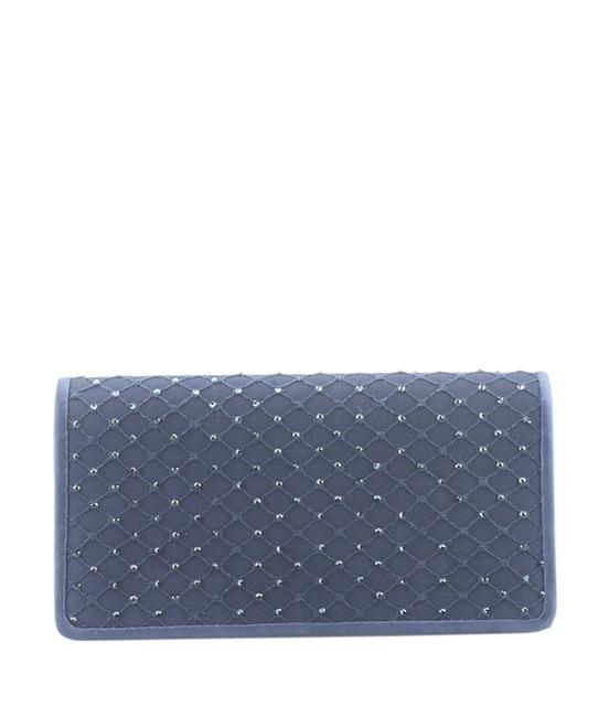 Item - Evening Sigrid Small Quilted (164975) Blue Satin Weekend/Travel Bag