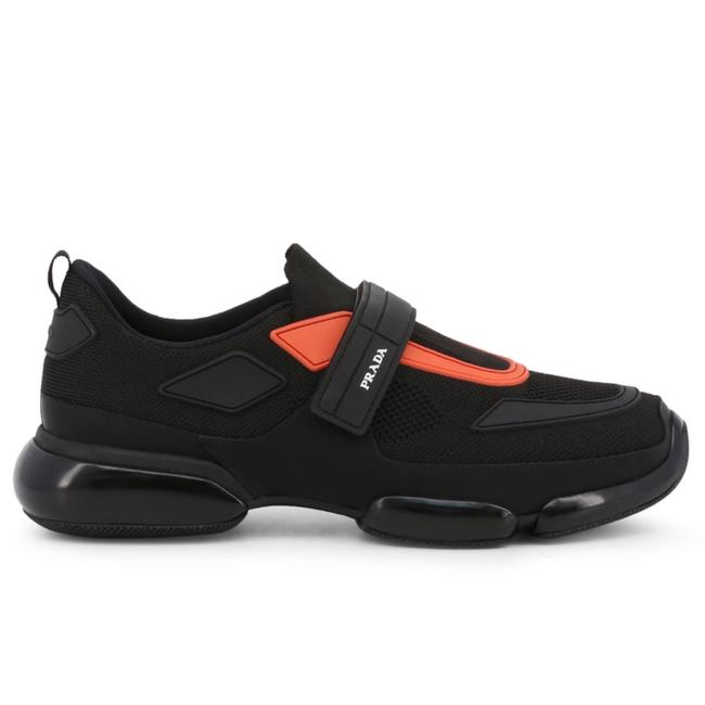 Item - Black/Orange New Black/Orange Mesh Rubber Cloudbust Men's Sneakers Size EU 40.5 (Approx. US 10.5) Regular (M, B)