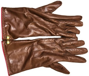 Coach Coach Women Soft Lambskin Gloves (size 8)