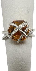 David Yurman Cable Wrap Ring