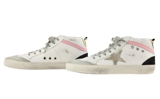 Golden Goose Deluxe Brand White Athletic Image 4