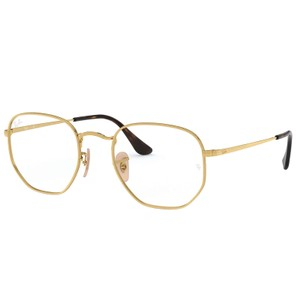 Ray-Ban RAY BAN RX6448 2500 GOLD AUTHENTIC EYEGLASSES