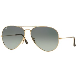 Ray-Ban RAY BAN RB3025 181/71 GOLD/GREY AUTHENTIC SUNGLASSES