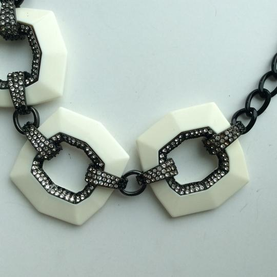 Other Square Link Necklace Image 1