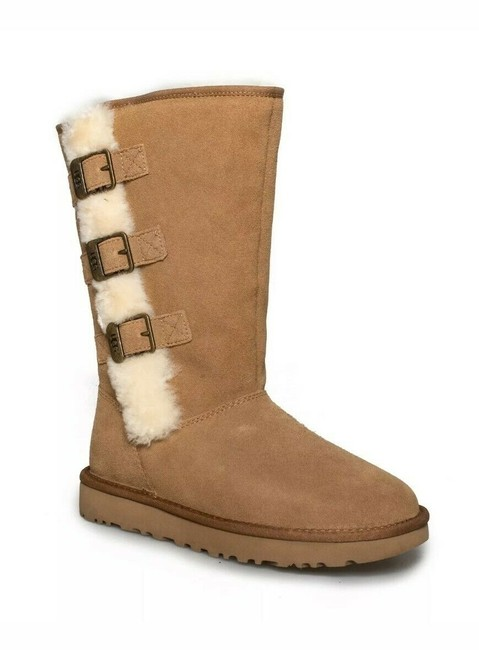 Item - Chestnut Klea Boots/Booties Size US 7 Wide (C, D)