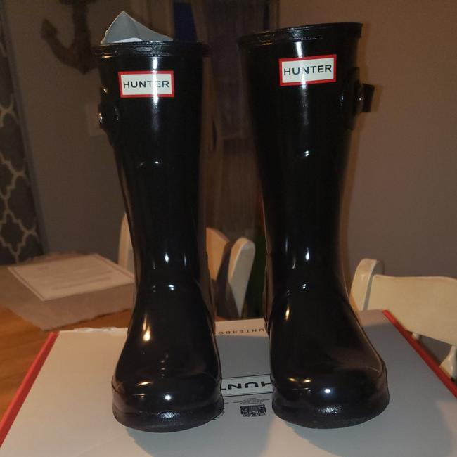 Item - Short Glossy --- Wfs1000rgl Boots/Booties Size US 9 Wide (C, D)