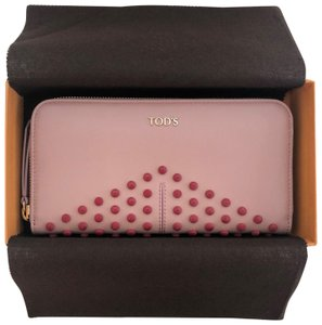 Tod's Tod's Limited Edition Long Zip-around Wallet