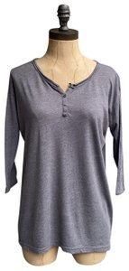 XiRENA Theory Madewell Anthropologie Cos Top gray