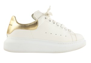 Alexander McQueen White Athletic