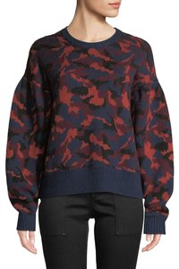 Joie Wool Camouflage Sweater