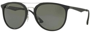 Ray-Ban Lens RB4285 601/9A Unisex Round Sunglasses