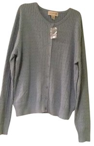 JG Hook Cable Knit Button Xl Sweater