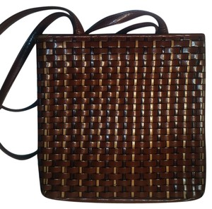 Nine West Woven Shoulder Bag