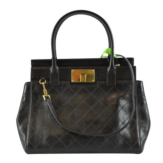 Preload https://img-static.tradesy.com/item/26725607/marc-jacobs-buddy-quilted-top-handle-satchel-black-leather-tote-0-1-540-540.jpg