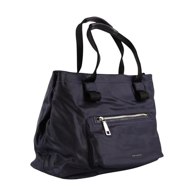 Marc Jacobs Large Easy Travel Amalfi Coast Navy Nylon Tote Marc Jacobs Large Easy Travel Amalfi Coast Navy Nylon Tote Image 1