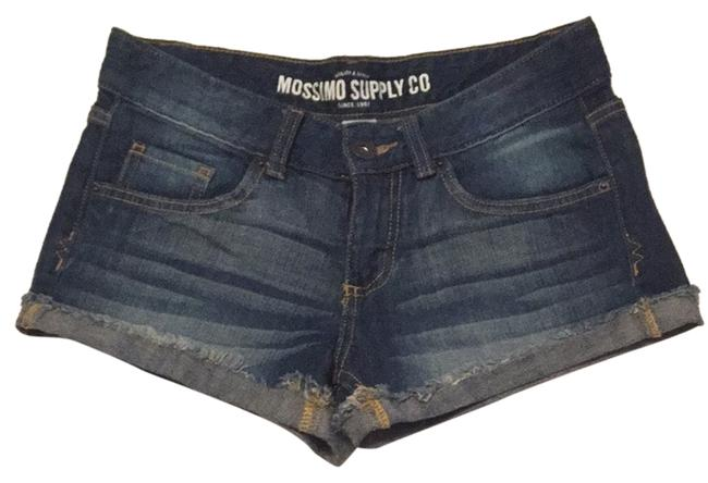 Massimo Shorts Dark Blue