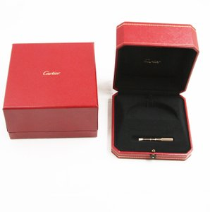 cartier Cartier bangle box and rose gold screwdriver