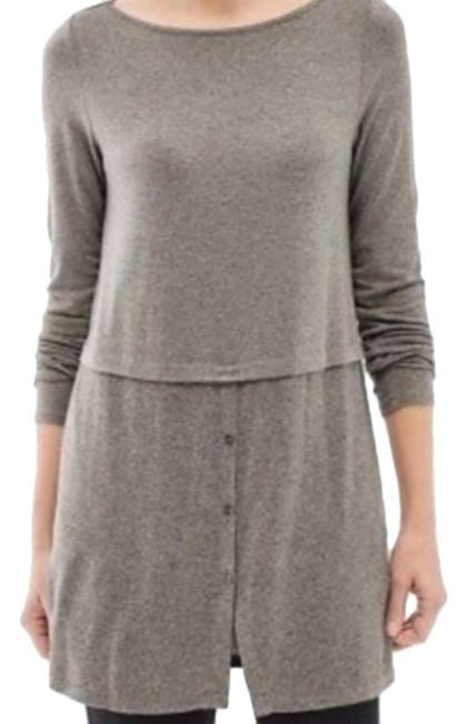 Item - Gray Wearever Collection Tunic Size 10 (M)
