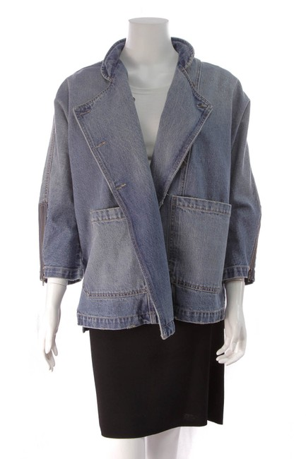 Item - Blue - Medium Jacket Size 10 (M)