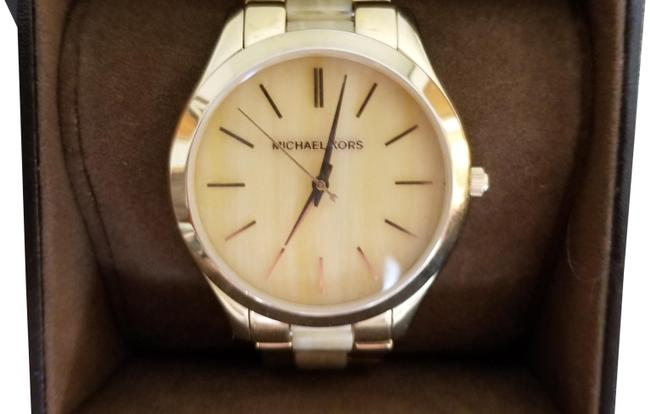 Item - Gold Two-tone Watch
