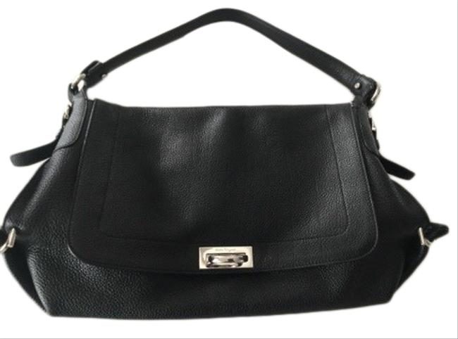 Item - See Pictures Black Leather Hobo Bag