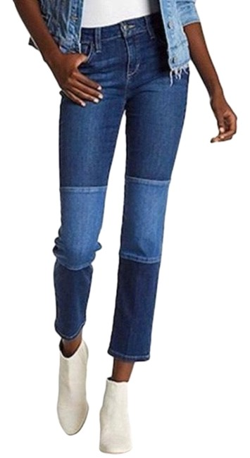 Item - Blue Ankle Lana Straight Leg Jeans Size 6 (S, 28)