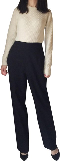 Pendleton Virgin Wool Black Pants Size 10 (M, 31) Pendleton Virgin Wool Black Pants Size 10 (M, 31) Image 1