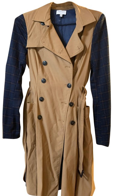 Item - Tan Harlyn Coat Size 4 (S)