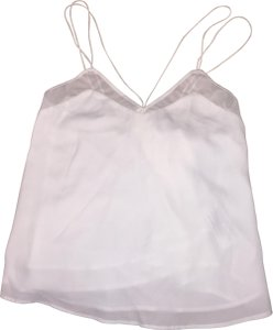 Finders Keepers Strap Strappy Sexy White Top