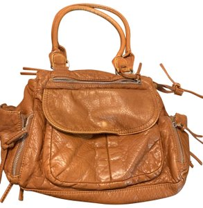 Bueno Collection Satchel in tan