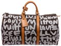 Louis Vuitton Brown Multicolor Travel Bag