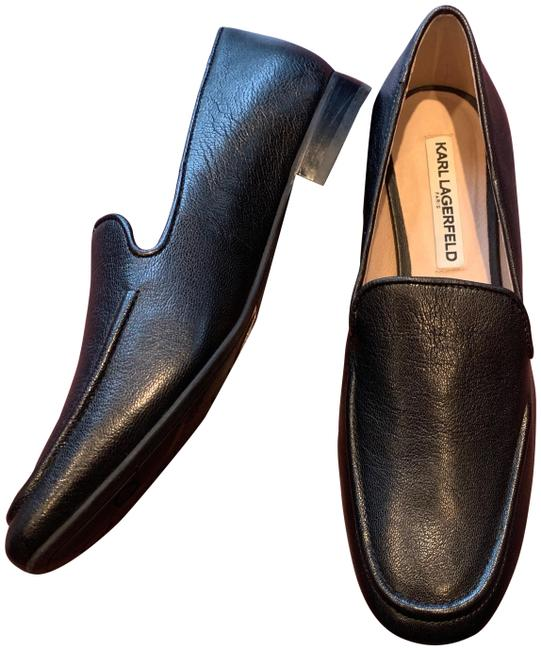 Item - Black New Without Tags Loafer Flats Size US 8 Regular (M, B)