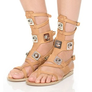 Peter Pilotto Tan Sandals