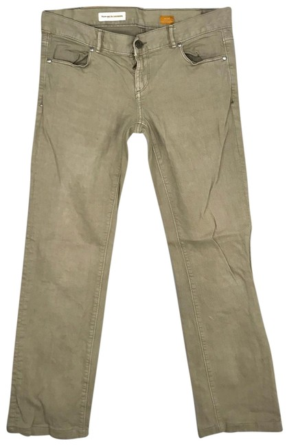 Item - Pilcro and The Letterpress Low Rise Stretch Ankle Straight Leg Jeans Size 2 (XS, 26)