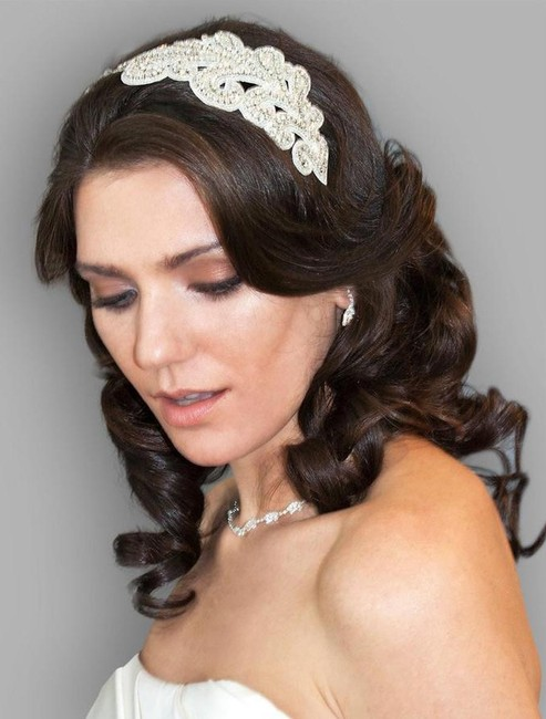 Item - Silver Hb41 Hair Accessory