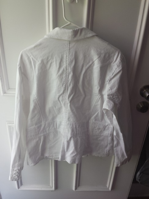 Other White Womens Jean Jacket