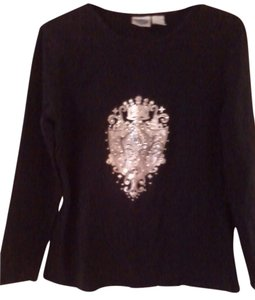 DG2 by Diane Gilman Top Black