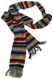 Juicy Couture Vintage striped scarf