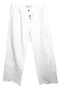 each x other Flare Pants White