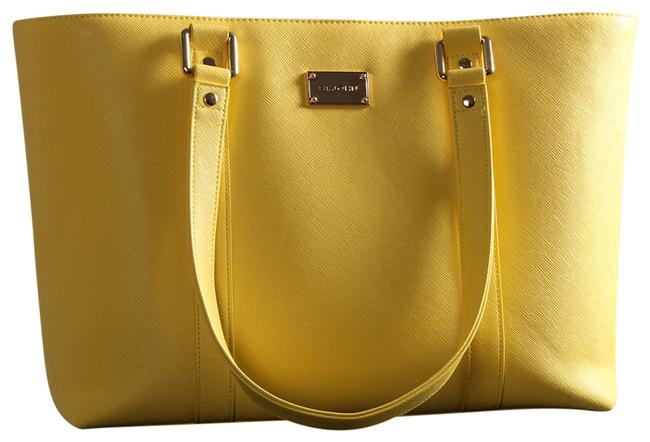 Item - Lemon Zest/Gold Tote